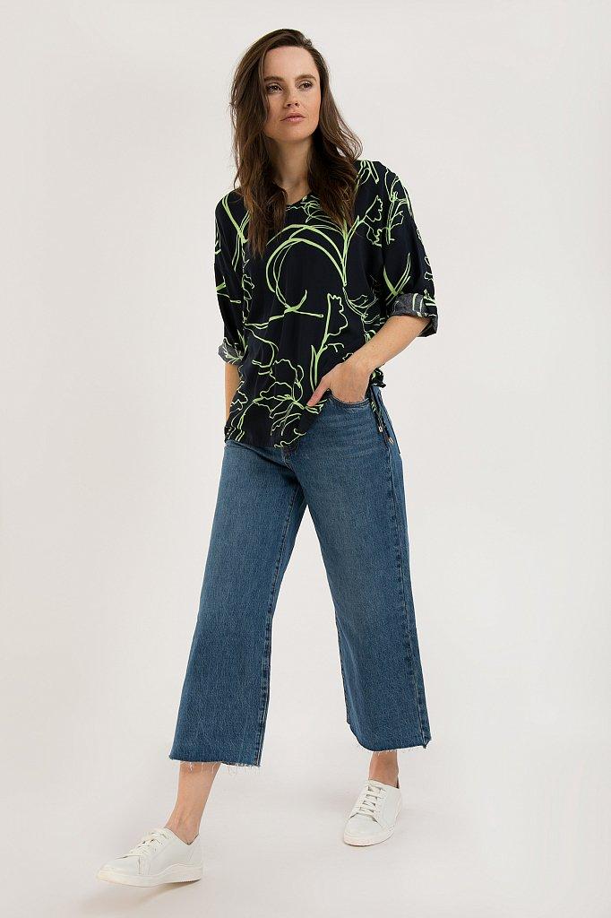 Блузка женская, Модель S20-14039, Фото №3