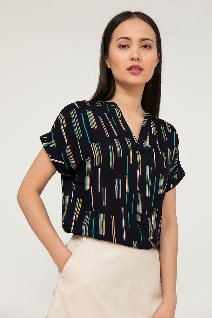 Блузка женская, Модель S20-14051, Фото №1