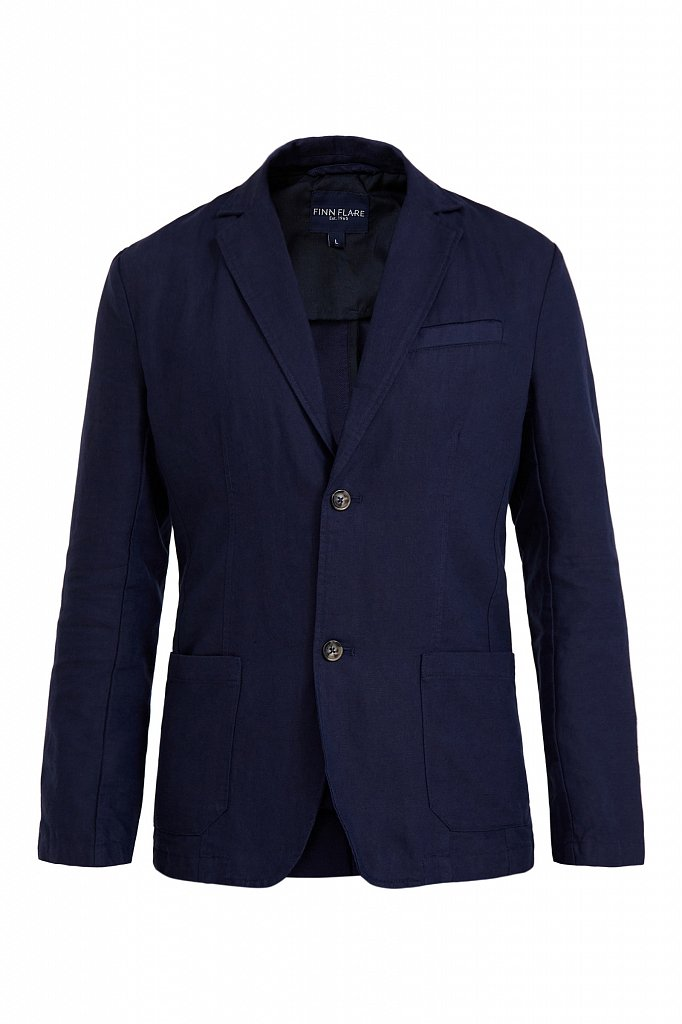 Пиджак мужской, Модель S20-21004, Фото №5
