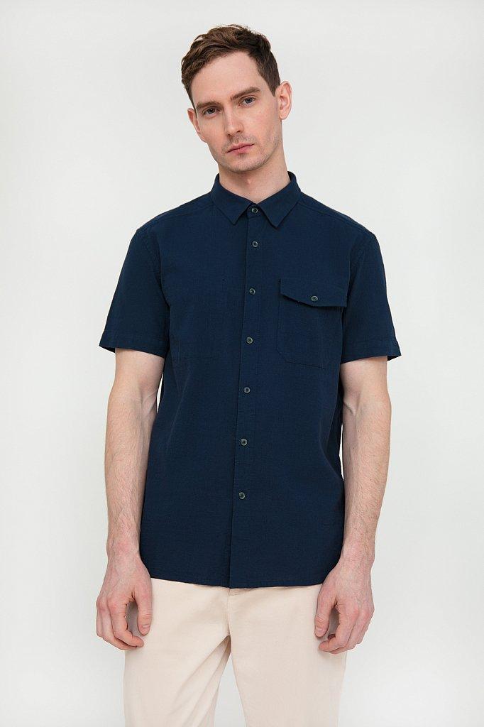 Рубашка мужская, Модель S20-21010, Фото №2