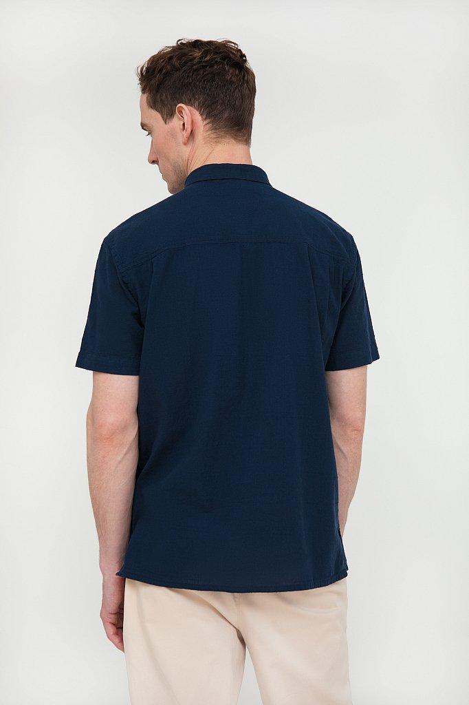 Рубашка мужская, Модель S20-21010, Фото №4