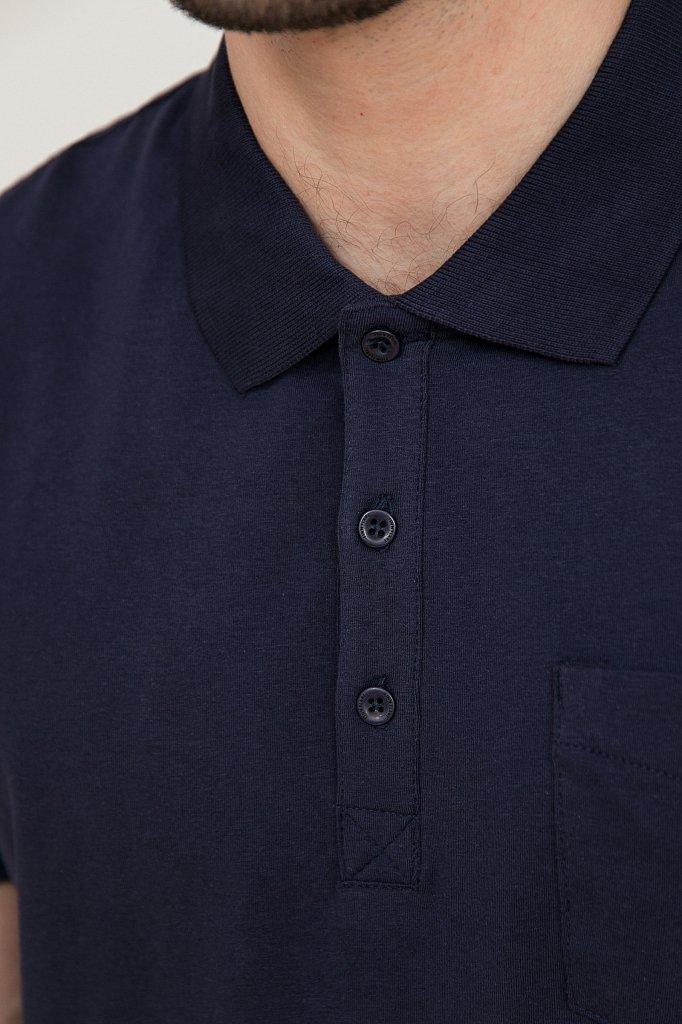 Поло мужское, Модель S20-21028, Фото №5