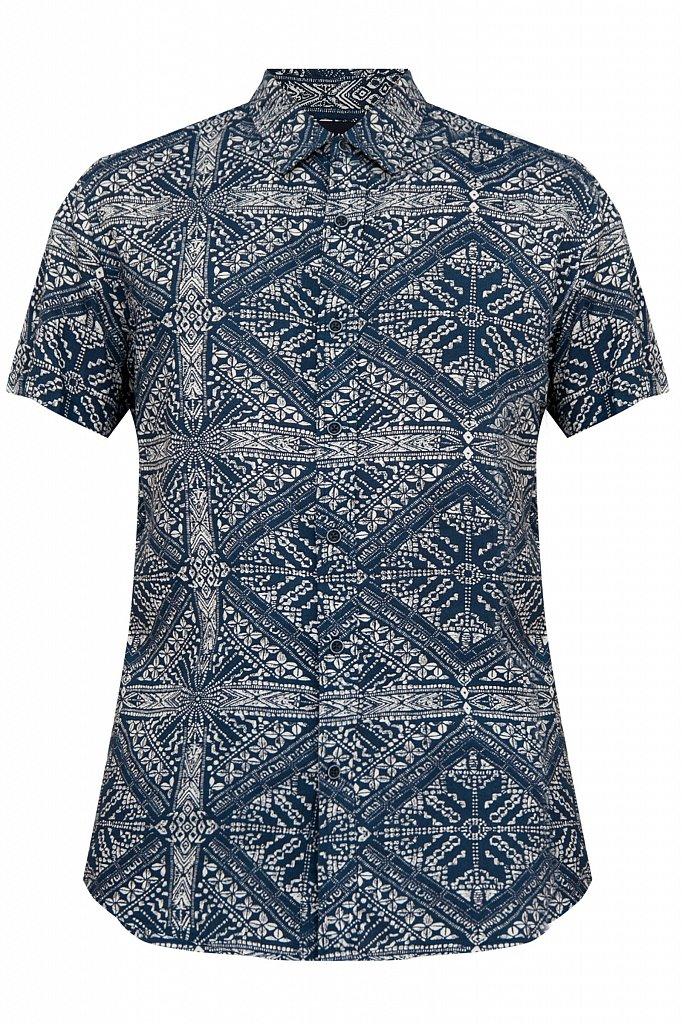 Рубашка мужская, Модель S20-22016, Фото №6