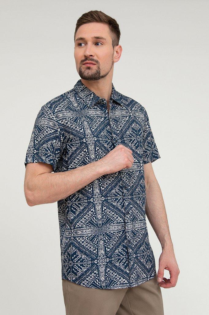 Рубашка мужская, Модель S20-22016, Фото №3
