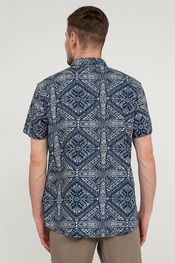Рубашка мужская, Модель S20-22016, Фото №4