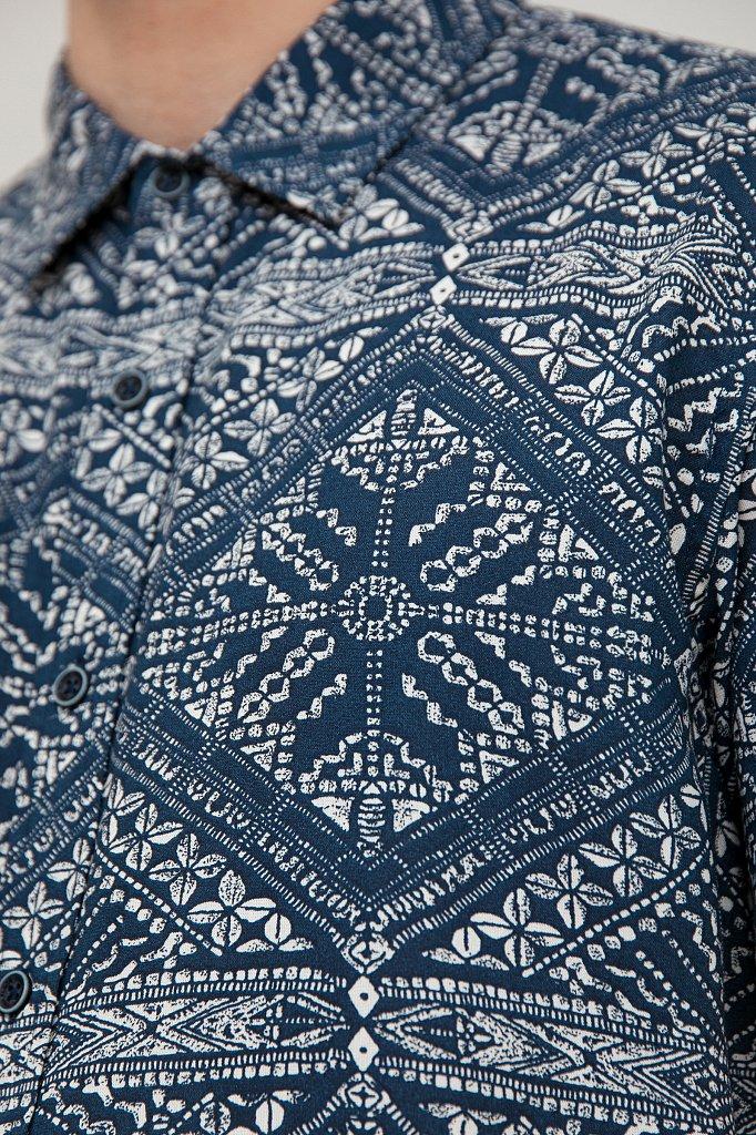 Рубашка мужская, Модель S20-22016, Фото №5