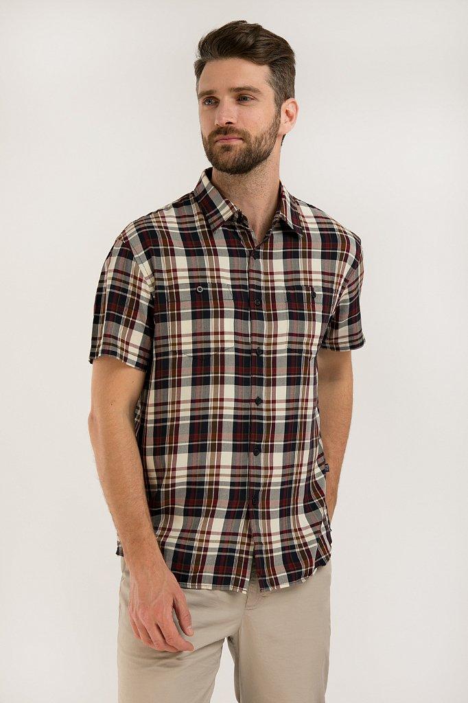 Рубашка мужская, Модель S20-22017, Фото №1