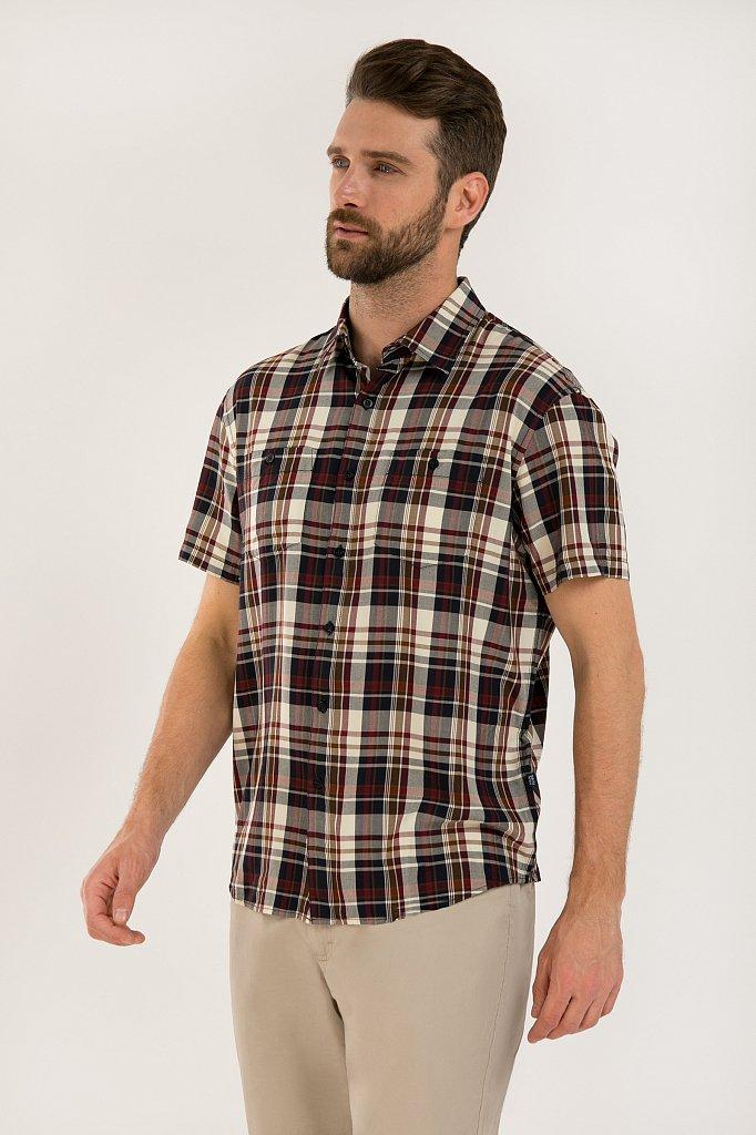 Рубашка мужская, Модель S20-22017, Фото №3