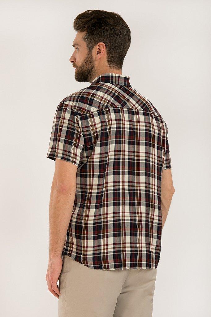 Рубашка мужская, Модель S20-22017, Фото №4