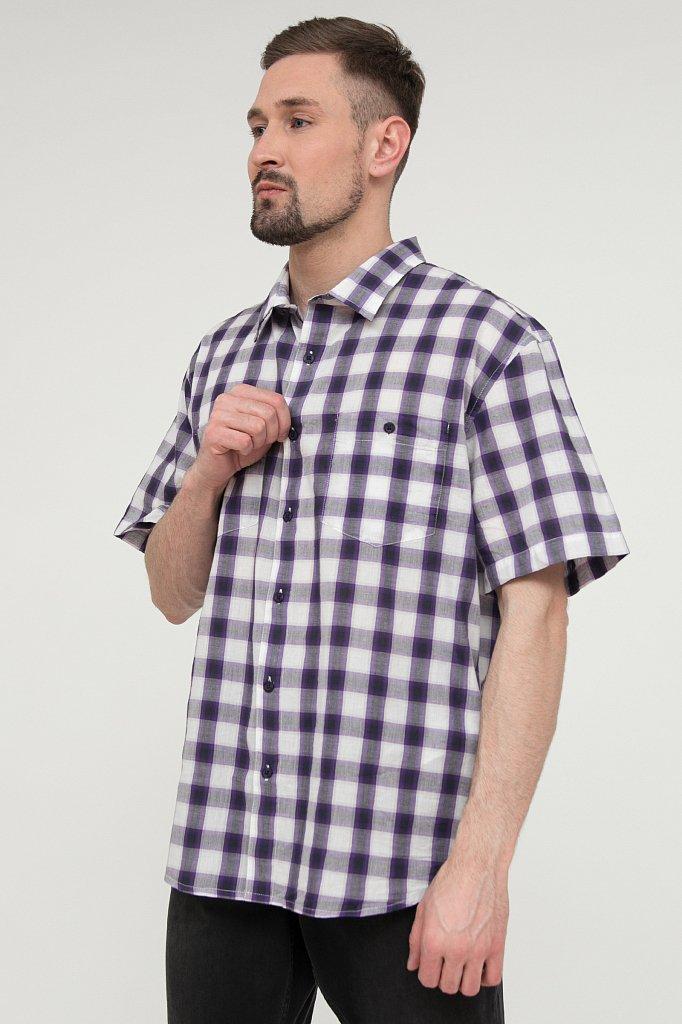 Рубашка мужская, Модель S20-22020, Фото №3