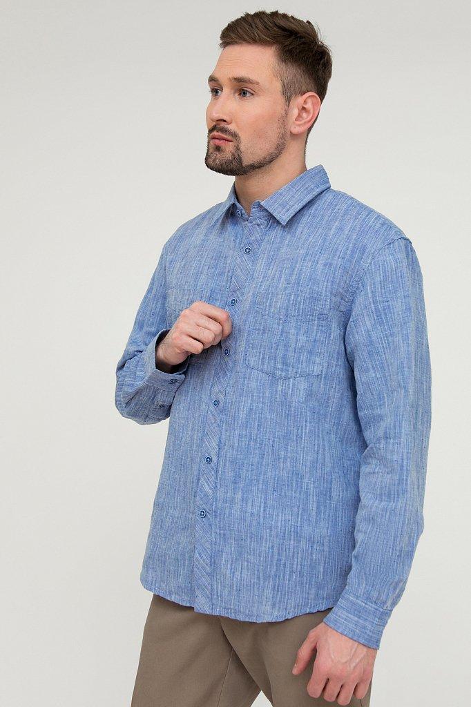 Рубашка мужская, Модель S20-22053, Фото №3