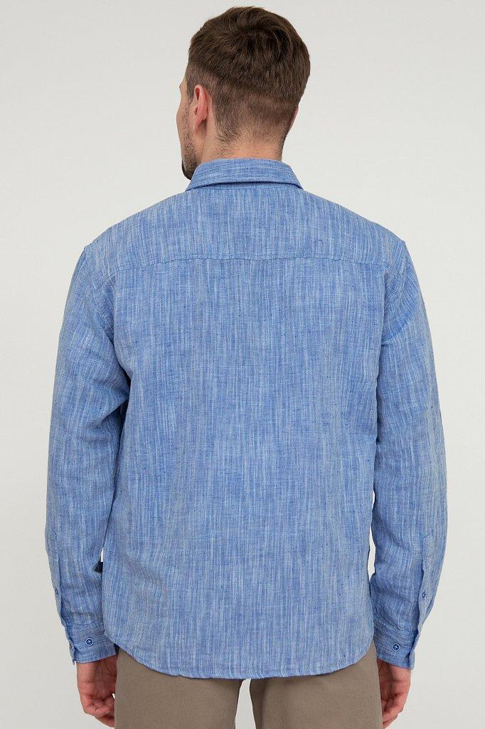 Рубашка мужская, Модель S20-22053, Фото №4