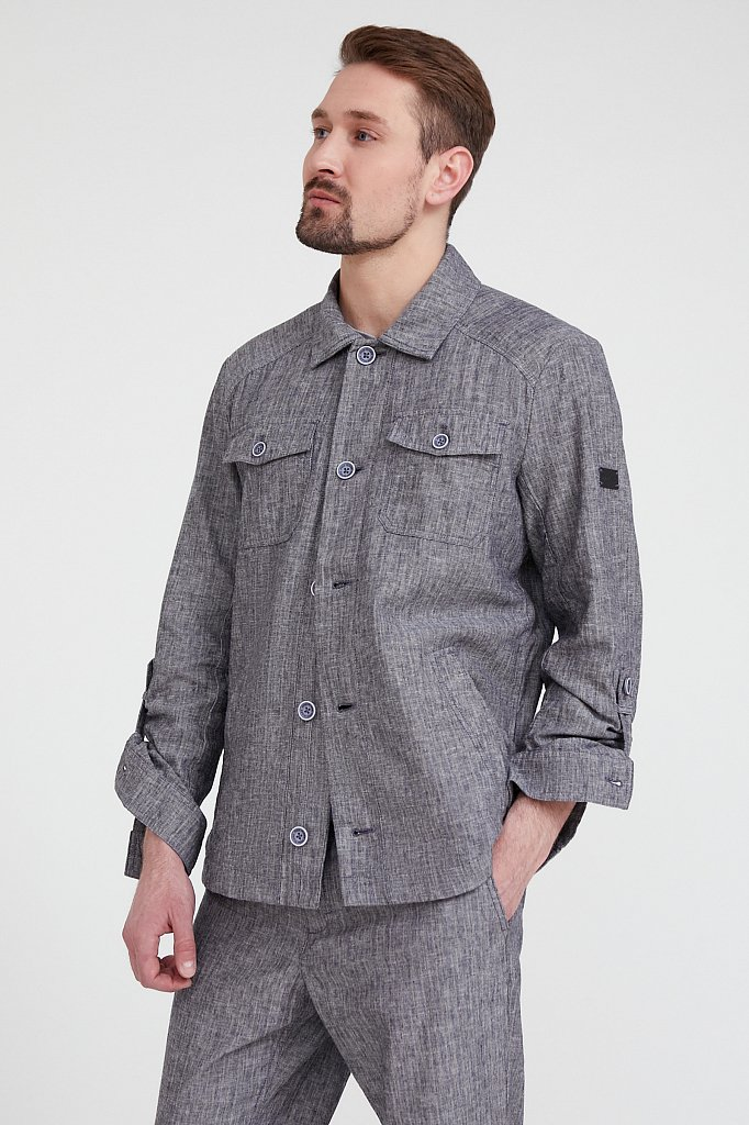 Куртка мужская, Модель S20-24000, Фото №3