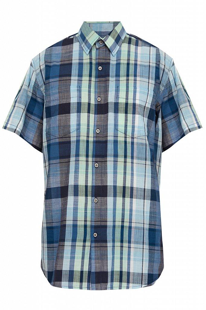 Рубашка мужская, Модель S20-24011, Фото №6