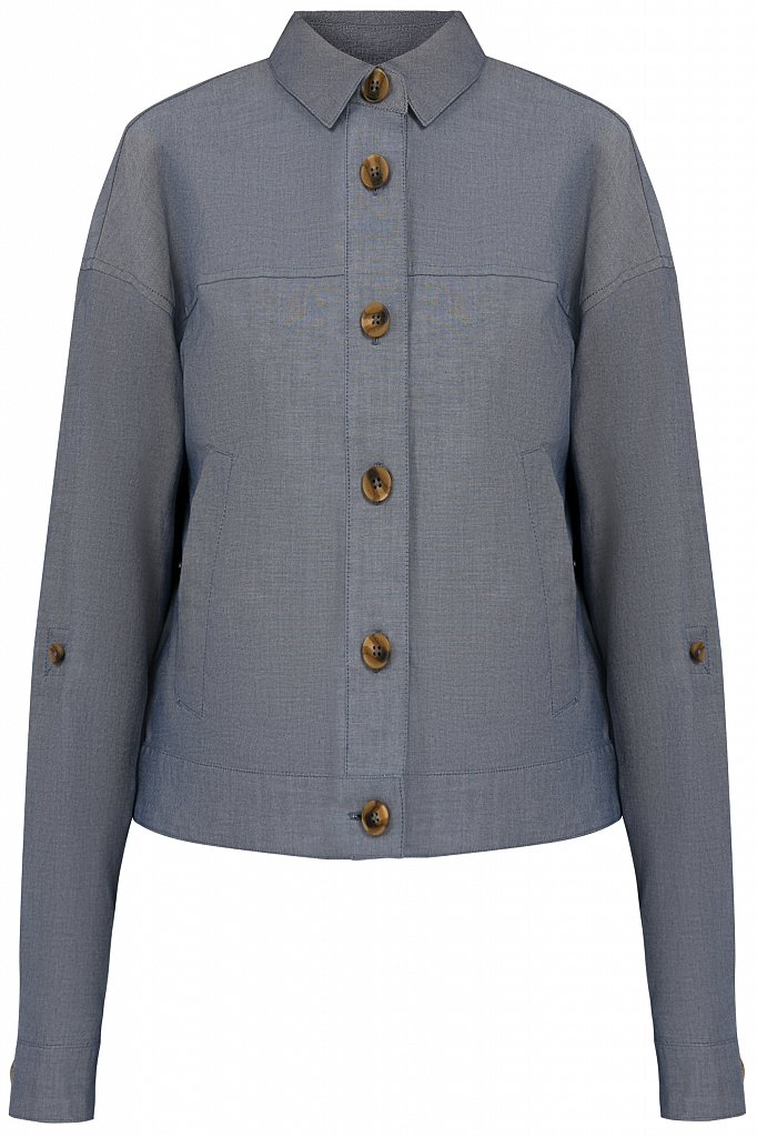 Куртка женская, Модель S20-32024, Фото №7