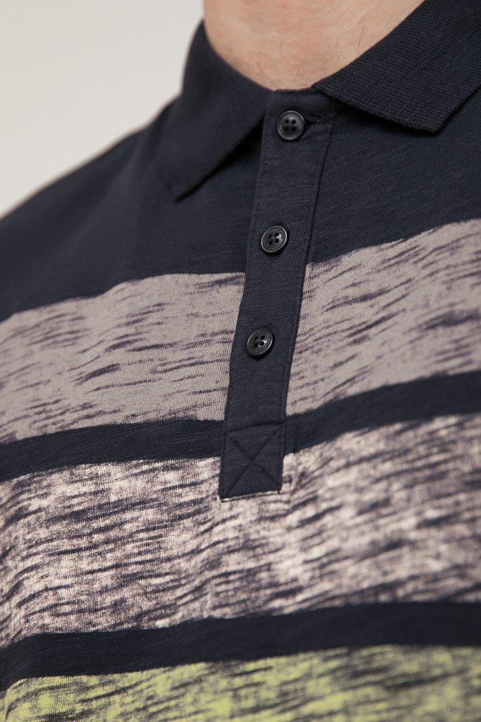 Поло мужское, Модель S20-42023, Фото №5