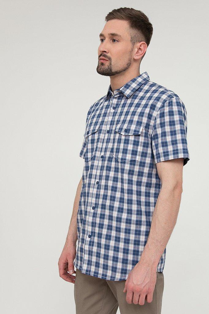Рубашка мужская, Модель S20-22022, Фото №3