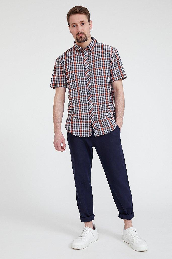 Рубашка мужская, Модель S20-22024, Фото №2