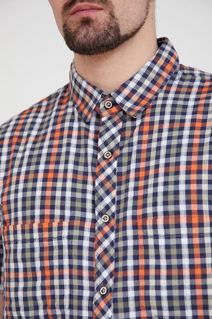 Рубашка мужская, Модель S20-22024, Фото №3