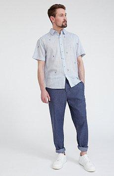 Верхняя сорочка мужская, Модель S20-24010, Фото №2