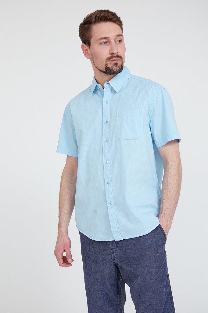 Рубашка мужская, Модель S20-22003, Фото №1