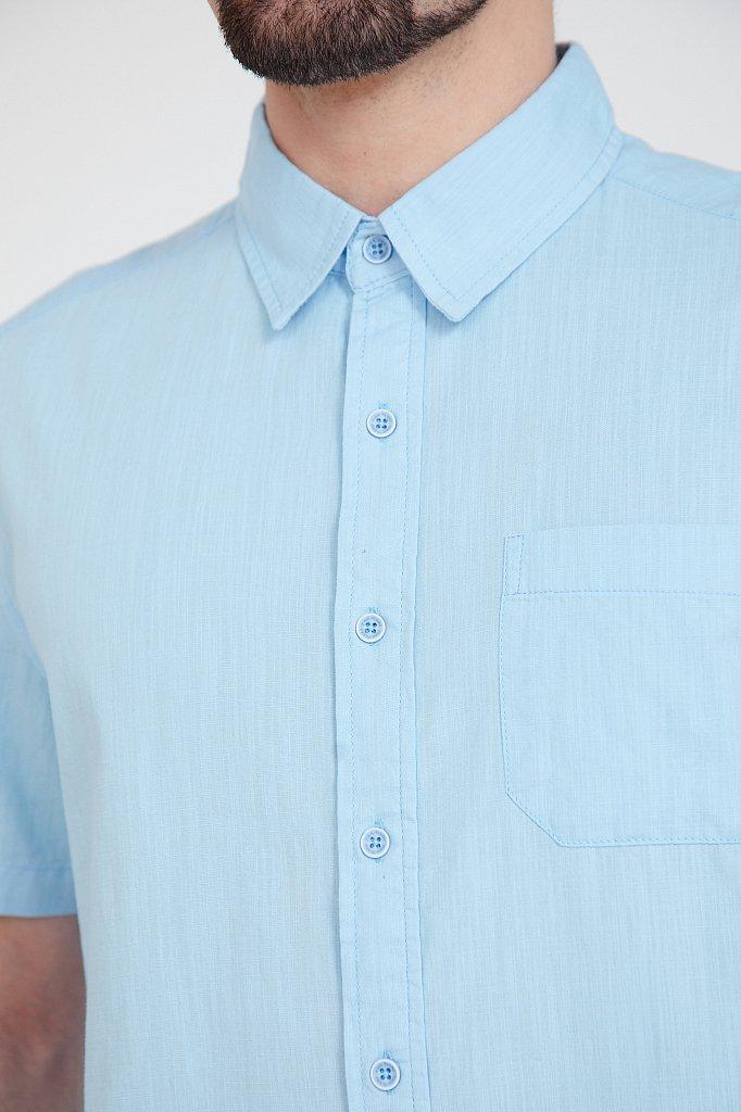 Рубашка мужская, Модель S20-22003, Фото №3