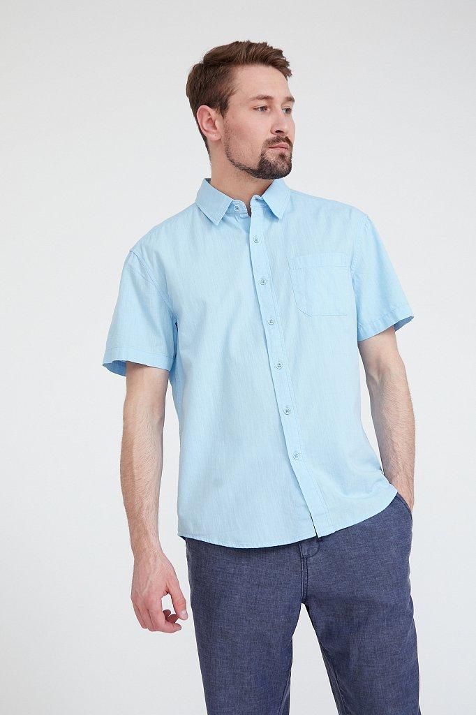 Рубашка мужская, Модель S20-22003, Фото №5