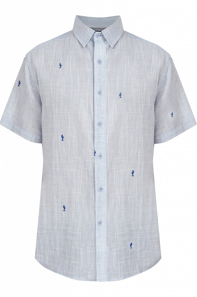 Рубашка мужская, Модель S20-24010, Фото №6