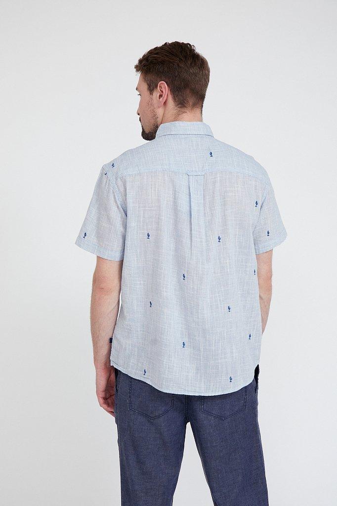 Рубашка мужская, Модель S20-24010, Фото №4