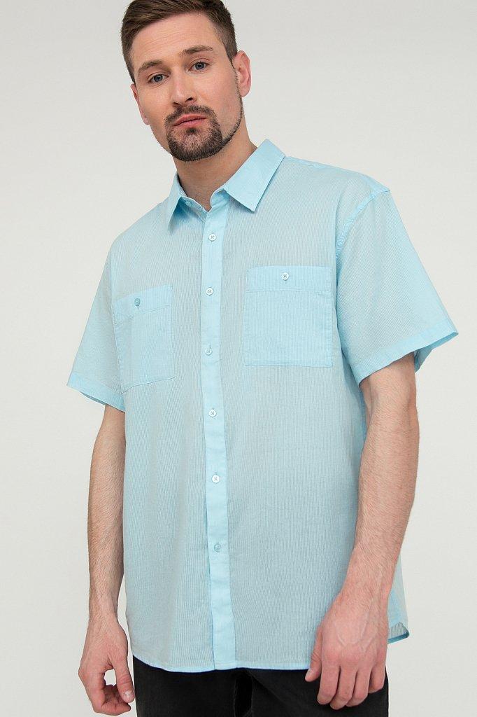 Рубашка мужская, Модель S20-24013, Фото №1