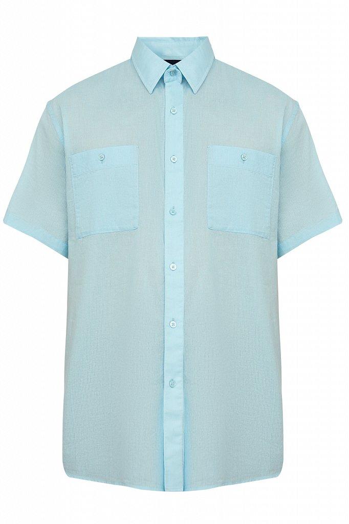 Рубашка мужская, Модель S20-24013, Фото №6