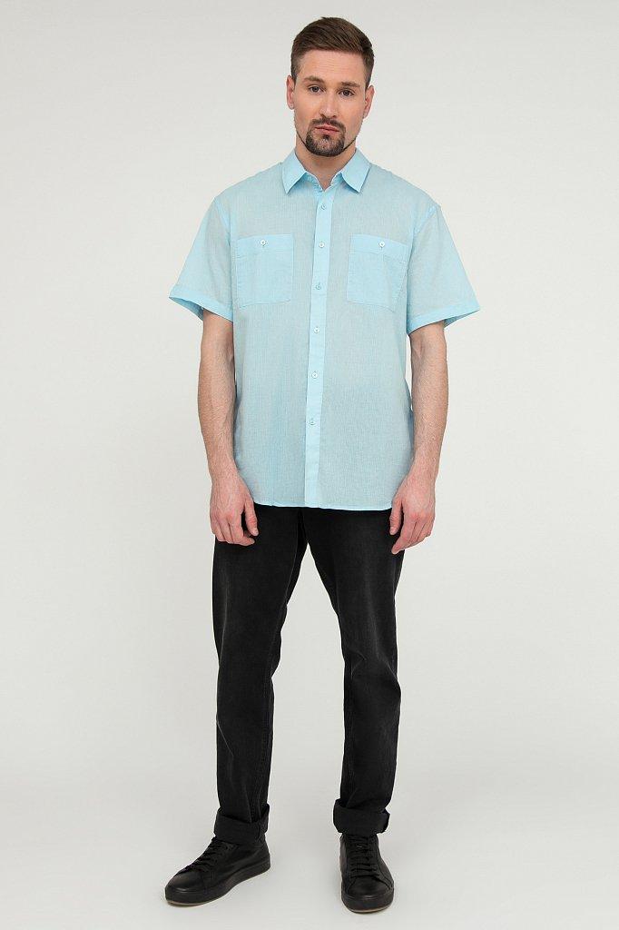 Рубашка мужская, Модель S20-24013, Фото №2