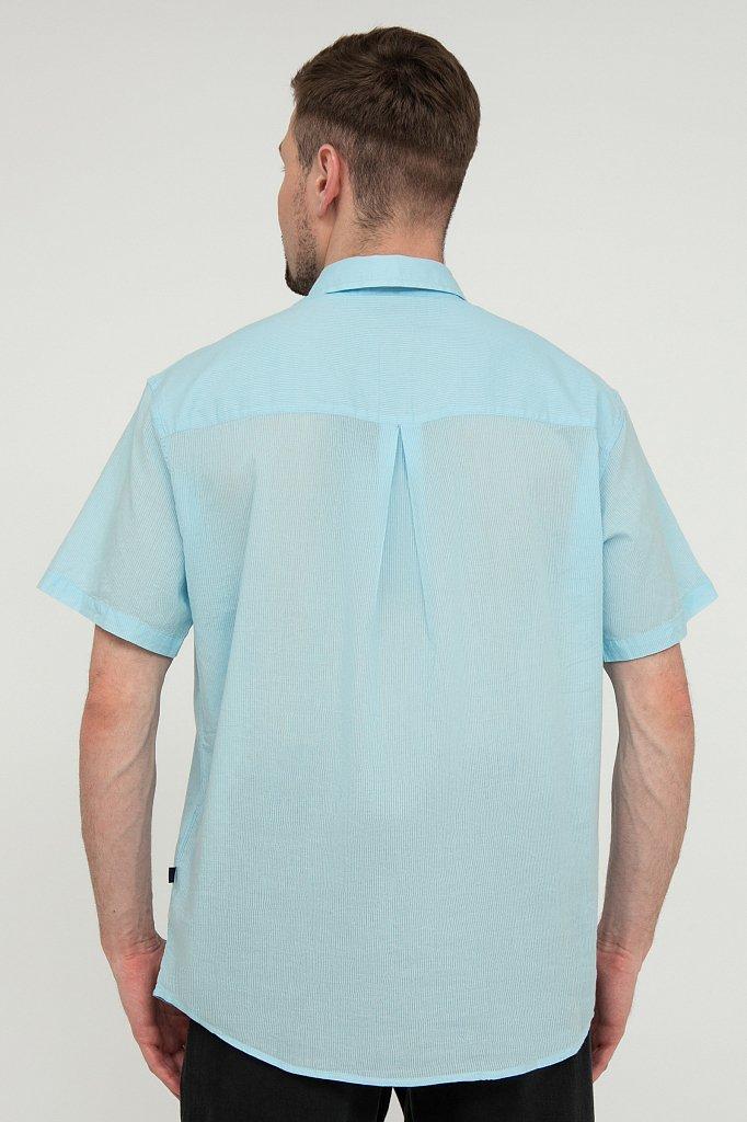 Рубашка мужская, Модель S20-24013, Фото №4