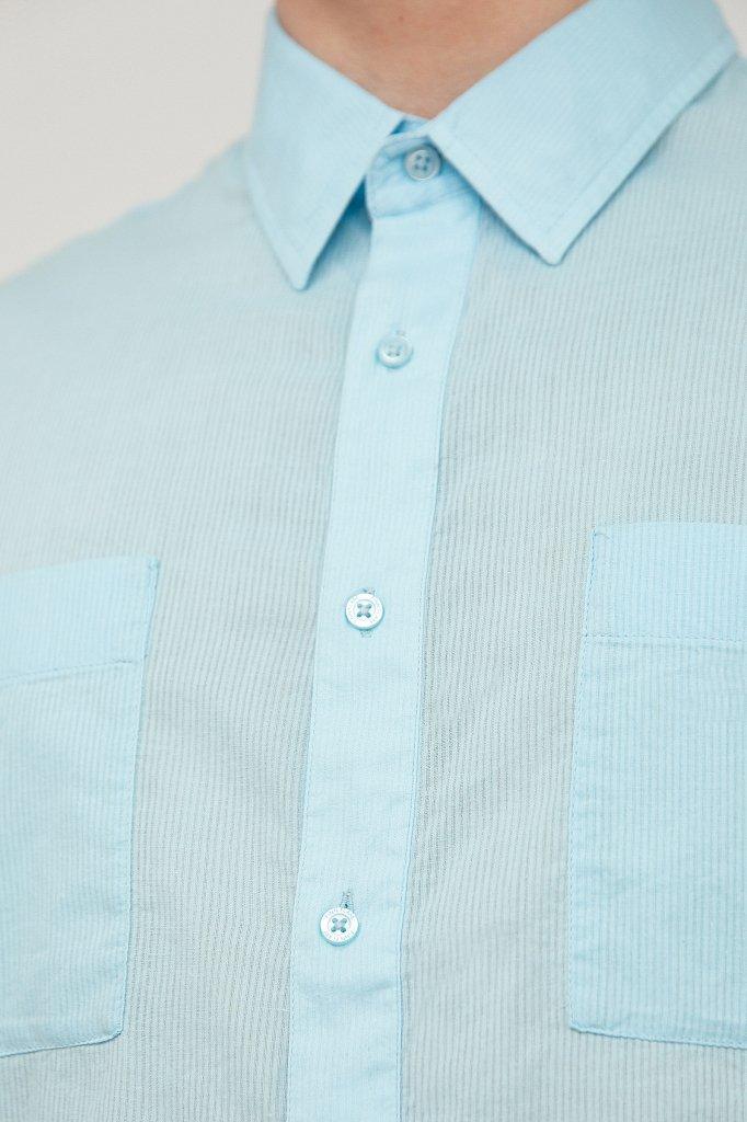 Рубашка мужская, Модель S20-24013, Фото №5
