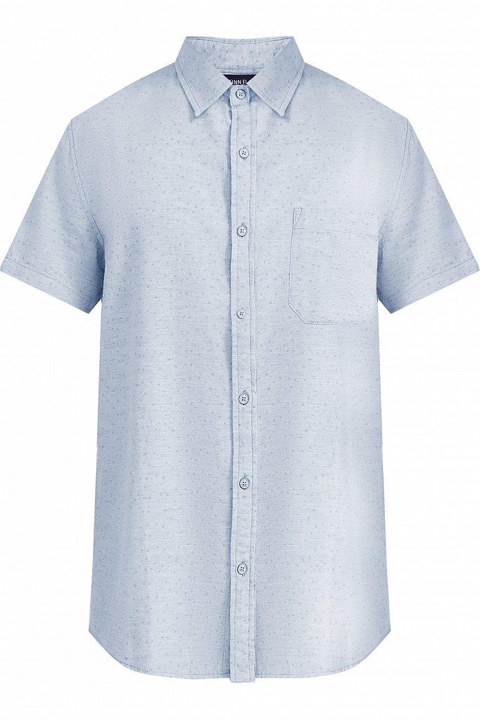 Рубашка мужская, Модель S20-42009, Фото №6