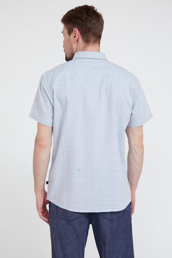 Рубашка мужская, Модель S20-42009, Фото №4