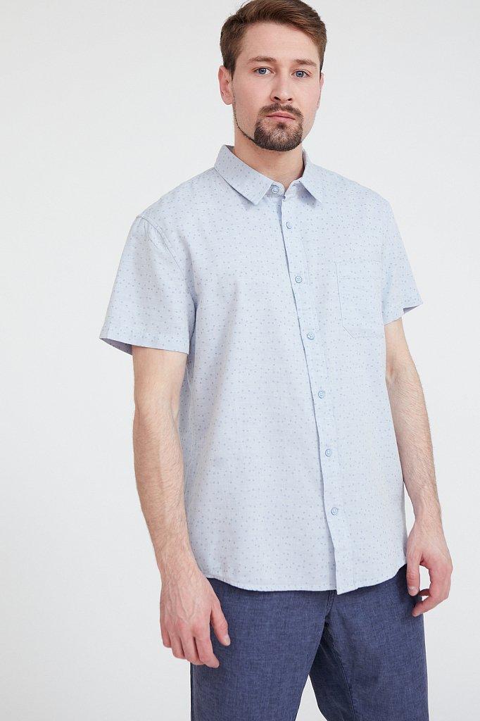 Рубашка мужская, Модель S20-42009, Фото №5