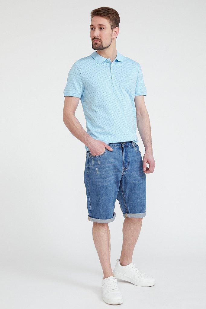 Поло мужское, Модель S20-42015, Фото №2