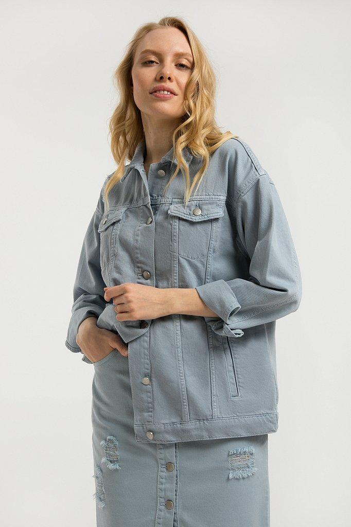 Куртка женская, Модель S20-15002, Фото №3