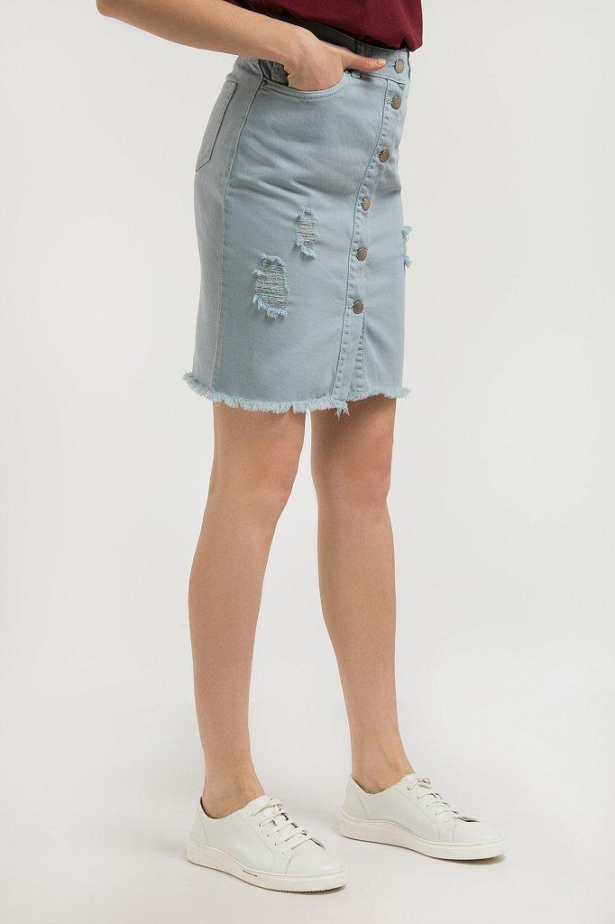 Юбка женская, Модель S20-15022, Фото №3