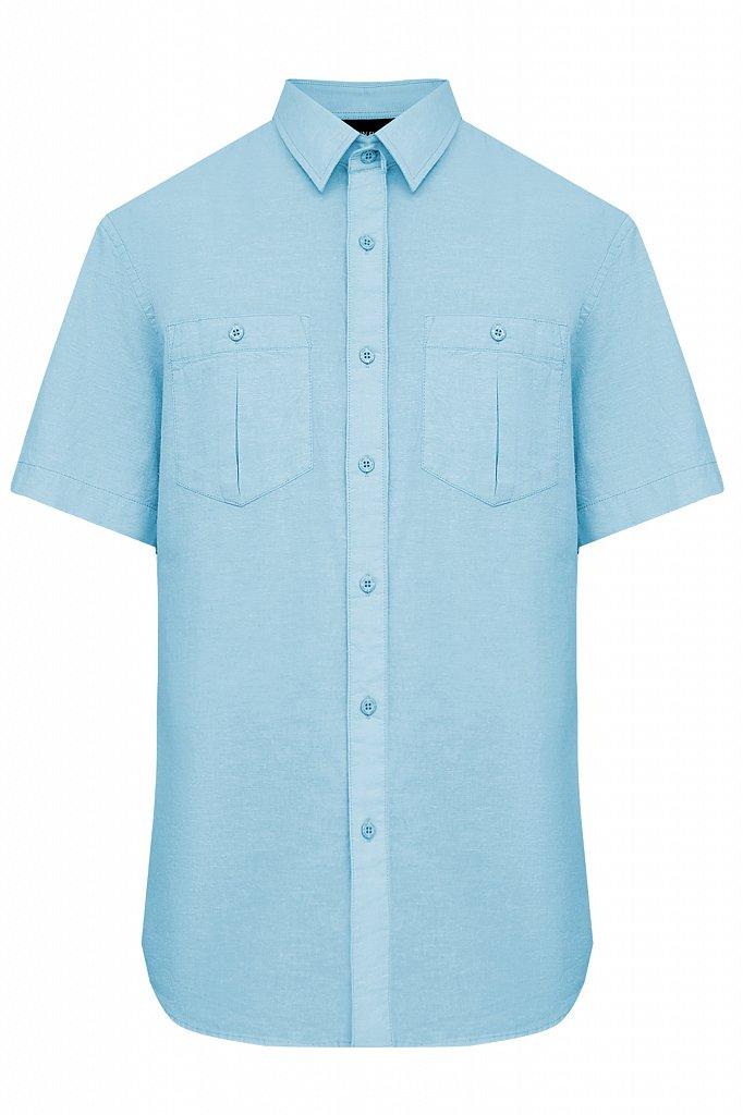 Рубашка мужская, Модель S20-21011, Фото №6