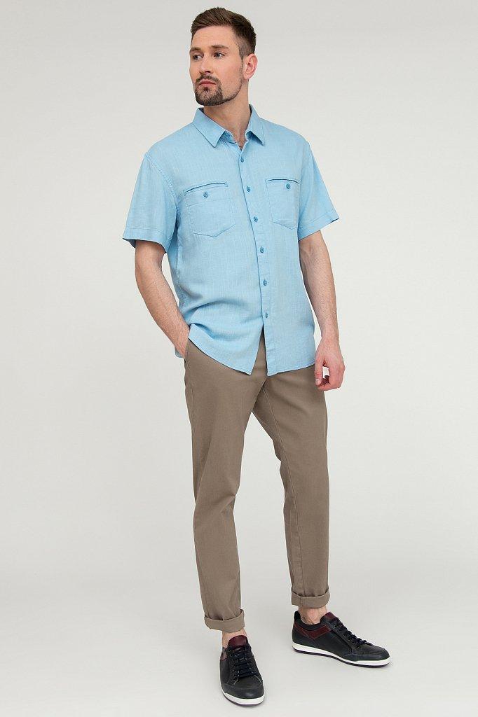 Рубашка мужская, Модель S20-21011, Фото №2
