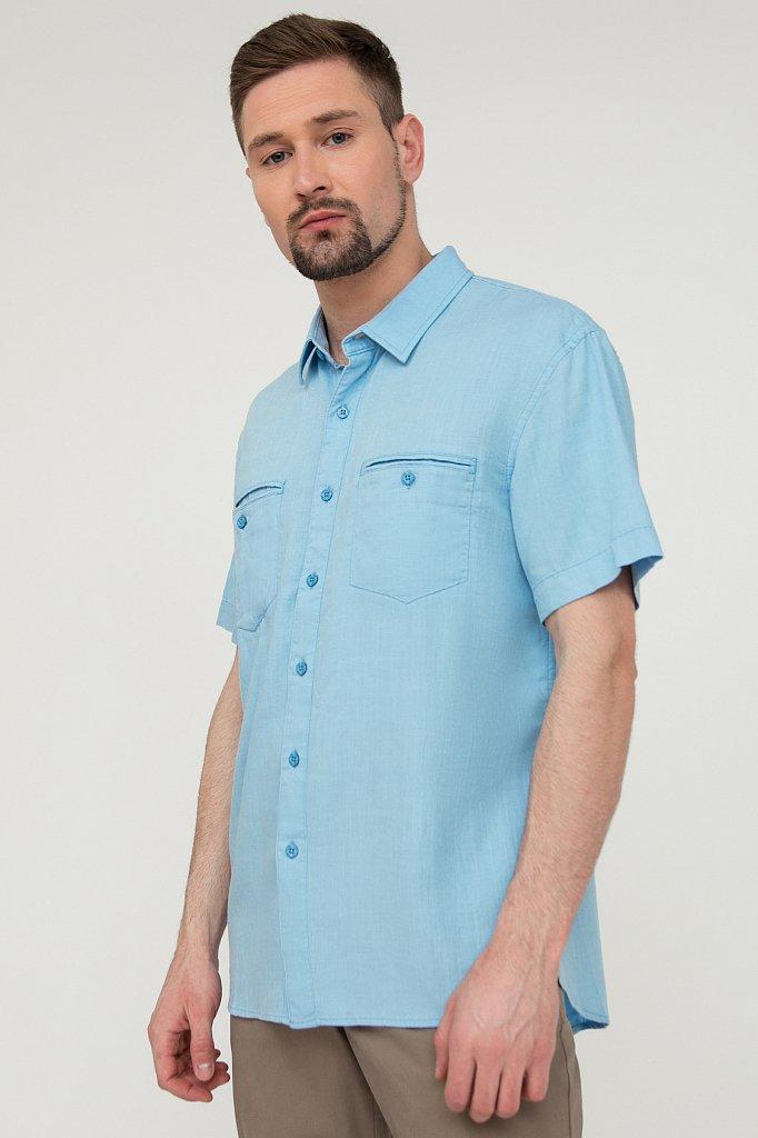 Рубашка мужская, Модель S20-21011, Фото №3