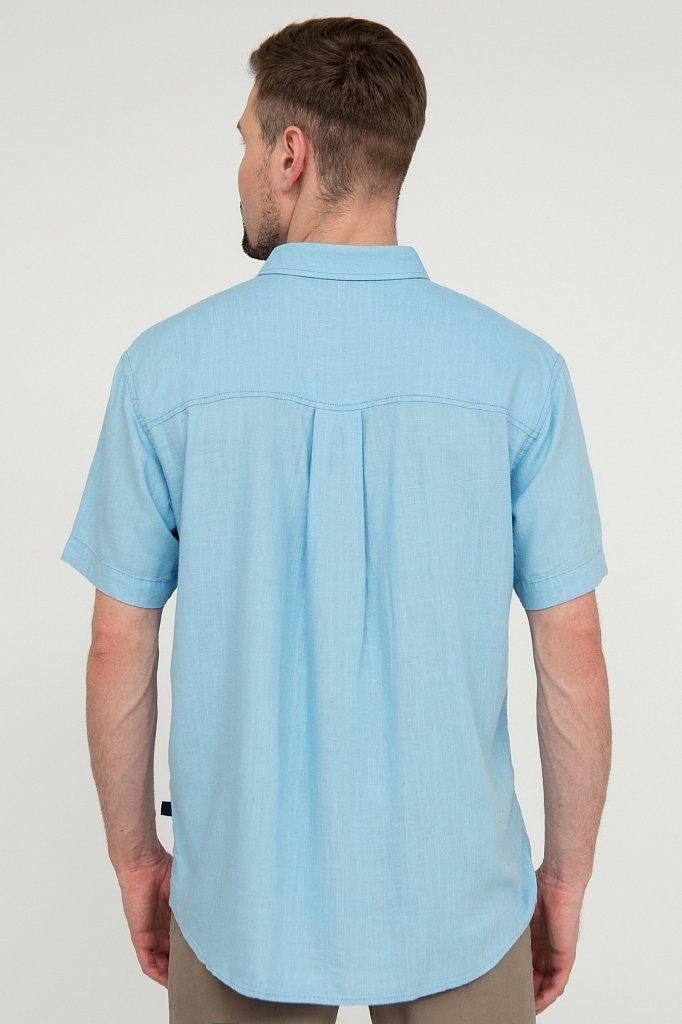 Рубашка мужская, Модель S20-21011, Фото №4