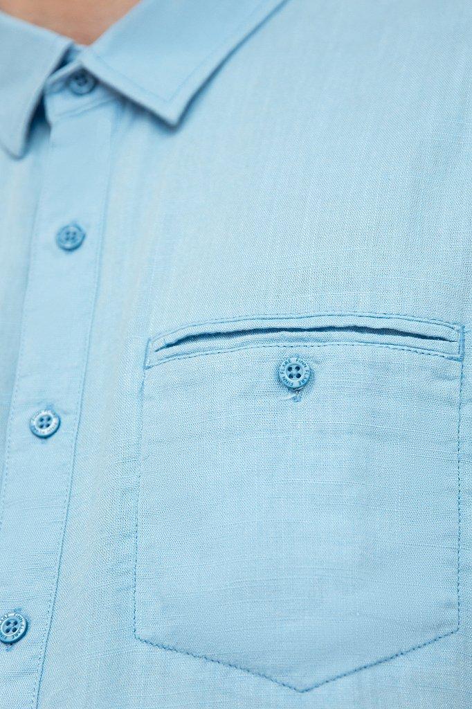 Рубашка мужская, Модель S20-21011, Фото №5