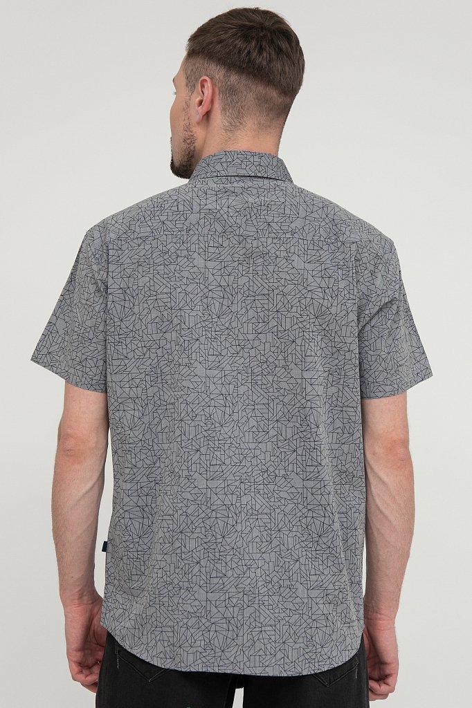 Рубашка мужская, Модель S20-42012, Фото №4