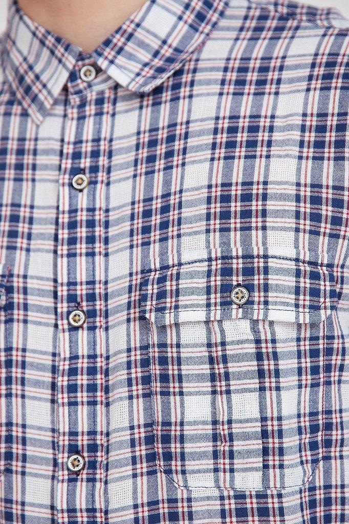 Рубашка мужская, Модель S20-22007, Фото №3