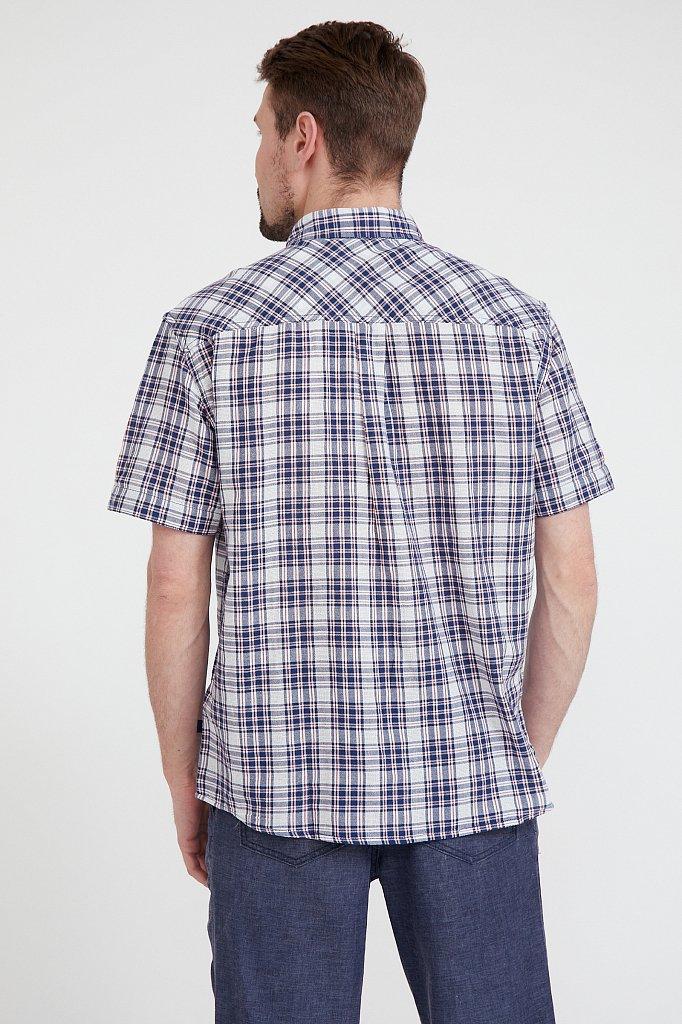 Рубашка мужская, Модель S20-22007, Фото №4