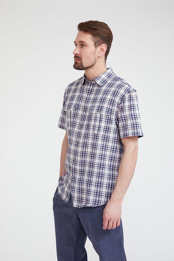 Рубашка мужская, Модель S20-22007, Фото №5