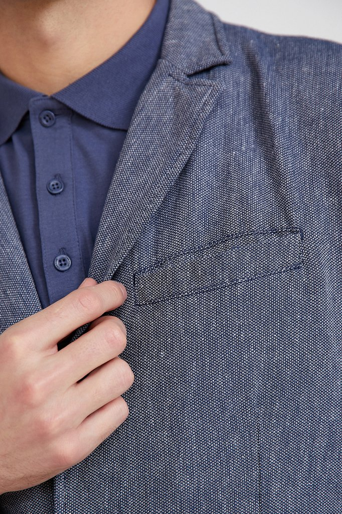 Пиджак мужской, Модель S20-22012, Фото №4